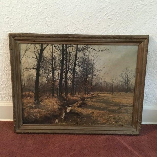 Olof Jernberg Landscape Painting - Image 3 of 3
