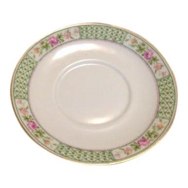 Vintage C. Ahrenfeldt Limoges France Depose Saucer - Image 1 of 6