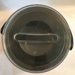 Image of Vintage Sally Designs Lucite Ice Bucket