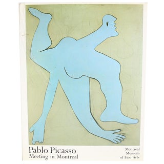 Pablo Picasso: Meeting in Montreal