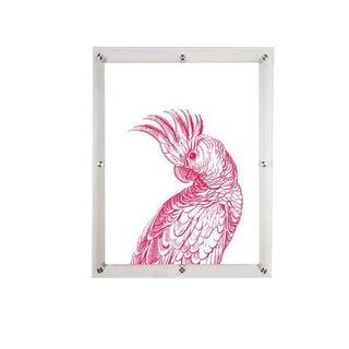 Mitchell Black Home Acrylic Framed CooCoo Art Print
