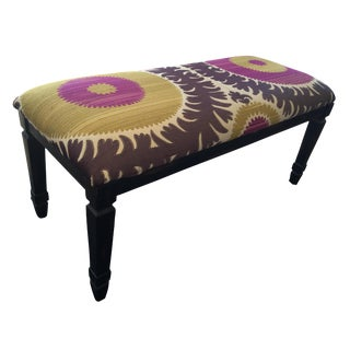 Safavieh Donghia Asian Upholstered Bench
