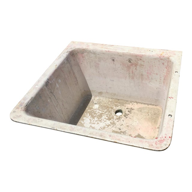 Cast Iron Antique Salvage Utility Sink - Image 12 of 12