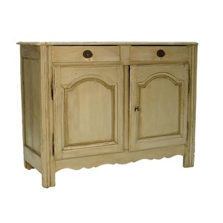 Early 19th century French Painted Buffet