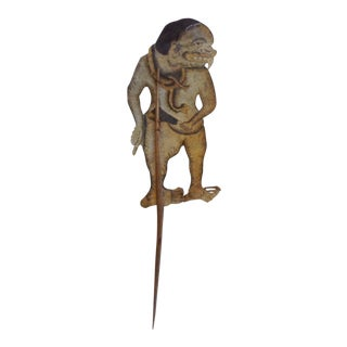 Indonesian Shadow Puppet, Wayang Kulit, Executioner
