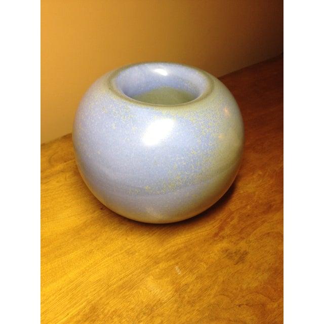 Image of 1980s Franco Bucci Designer Ceramic Vase
