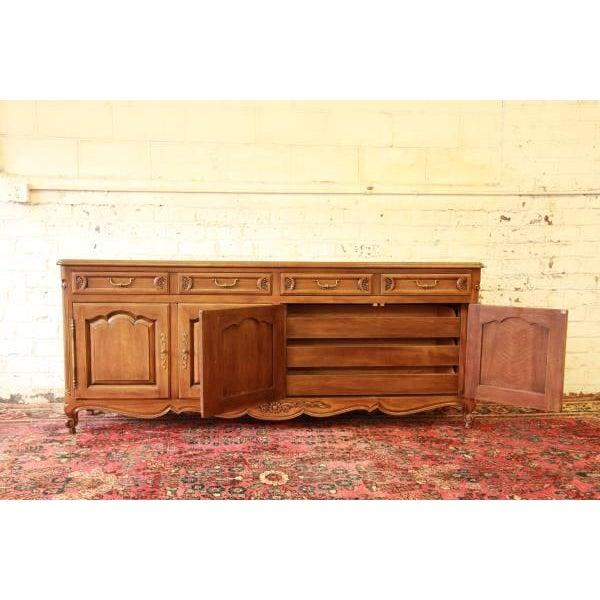 John Widdicomb Vintage Long Dresser - Image 3 of 9