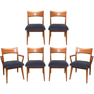 Heywood Wakefield Dining Chairs - Set of 6
