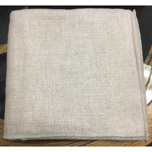 Diamond Design Cashmere Blend Blanket - Image 2 of 9