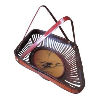 Mid-Century Chinese Basket