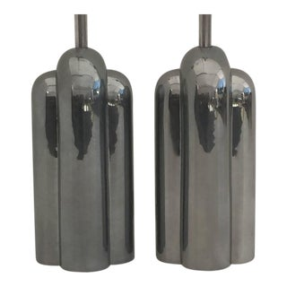 Art Deco Style Streamline Lamps by Westwood