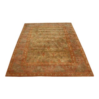 "Autumn Colored Nepal Wool Rug - 8'9"" x 11'9"""