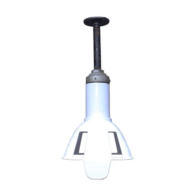 Image of Benjamin Industrial Factory Light