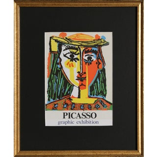 """Pablo Picasso """"Graphic Exhibition: Gallery International"""" Lithograph"""