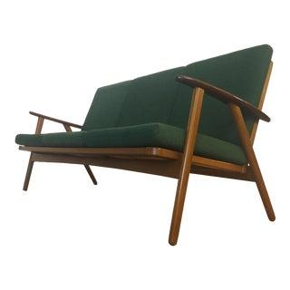 Mid-Century Modern Teak Sofa