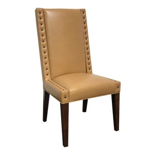 RJones Leather Warwick Chair