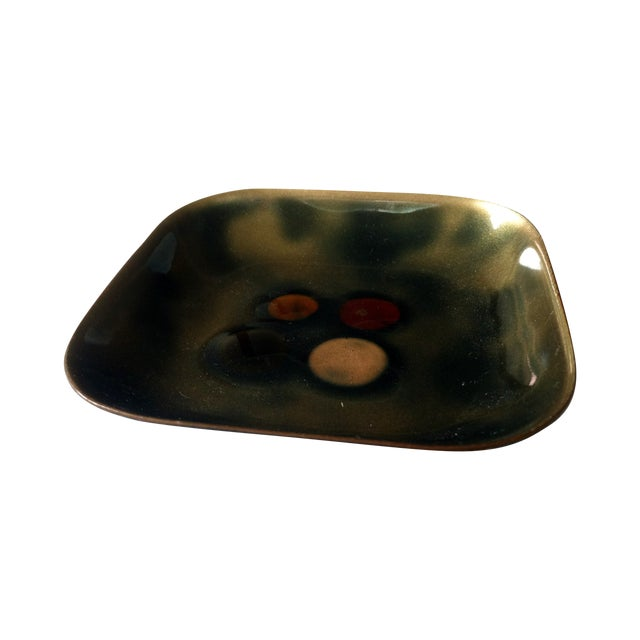 Bovano Enamel Trinket Tray - Image 1 of 6