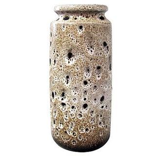 West German Lava Pot Vase