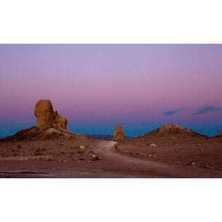 Young Lee Photograph - Trona Pinnacles II