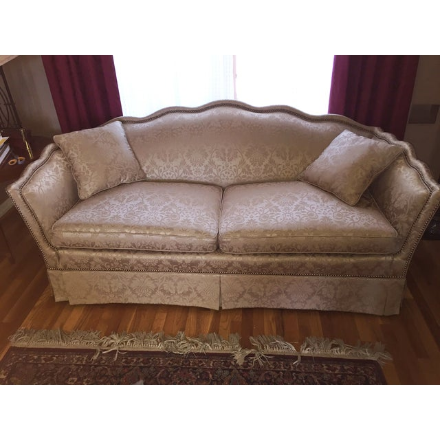 Henredon Nailhead Trim Sofa Chairish