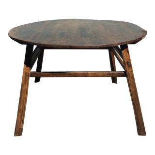 1850 Antique Japanese Wooden Table