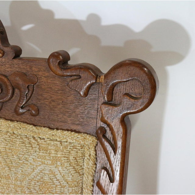 1880s Victorian Rocking Chair - Image 6 of 8