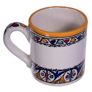 Moorish Design Latte Mug