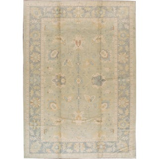 "Apadana Turkish Oushak Rug - 10'9"" x 15'1"""