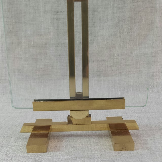 Adjustable Artwork & Photography Brass Easel - Image 4 of 7