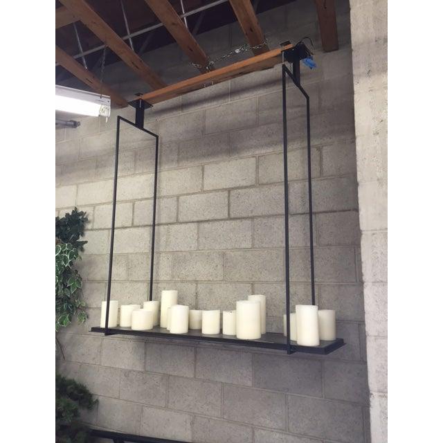 "Holly Hunt ""Altar"" Hanging Light - Image 2 of 9"
