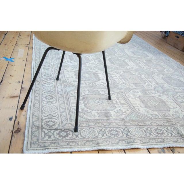 """Image of Distressed Kaisary Carpet - 6'4"""" X 9'6"""""""