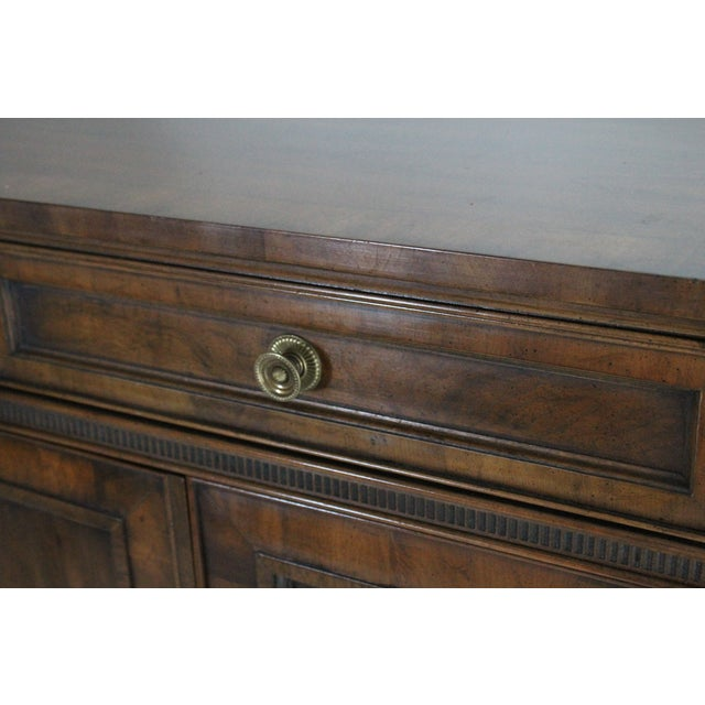 Fruitwood Credenza by Drexel - Image 2 of 3
