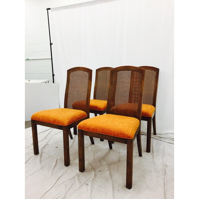 Vintage Dixie Mid-Century Dining Chairs - Set of 6 - Image 7 of 11