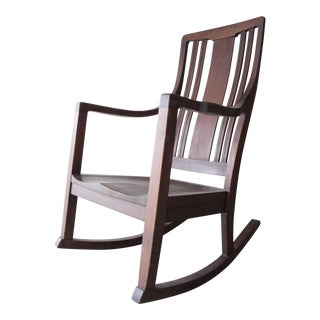 Antique Modern Farmhouse Rocking Chair