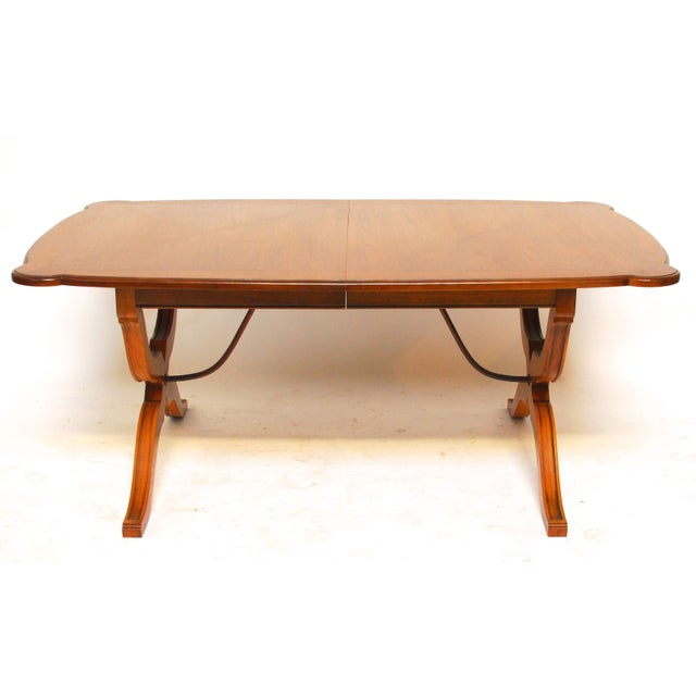 Image of Spanish Trestle Dining Table