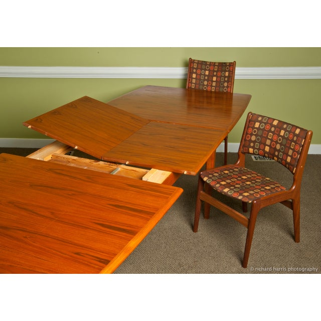 Image of Falster Rosewood Dining Set