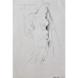 Study After Tiepolo Drawing