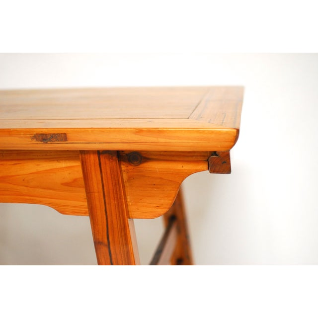 Chinese Ming Style Wine Table - Image 4 of 6