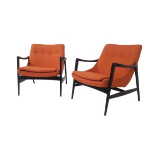 Modern Mid Century Lounge Chairs