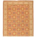 Image of Antique Spanish Cuenca Carpet