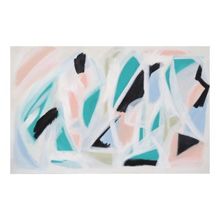 "Original Abstract Painting ""Veiled Formality"""