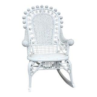 Victorian Ball Crown Chair