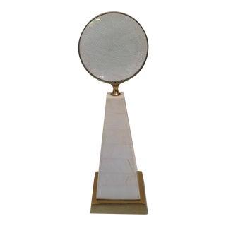 Obelisk Magnifying Glass
