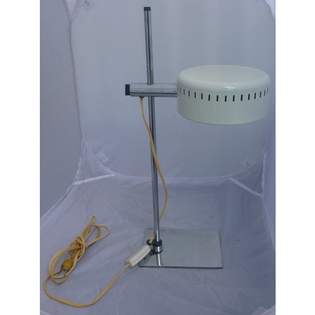 Image of Mid Century Pan Head Lamp, Robert Sonneman