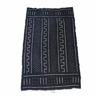 African Bogolan Mud Cloth Textile