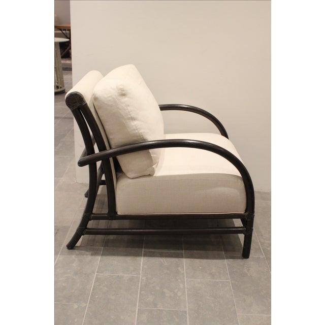 McGuire Orlando Diaz-Azcuy Toscana™ Lounge Chair - Image 3 of 5
