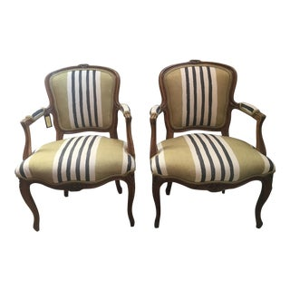 A Pair of Fateuil Chair