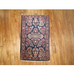 Image of Vintage Persian Rug - 1'7'' x 2'6''