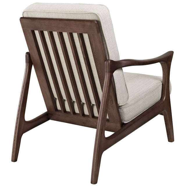 Image of Danish Modern Style Candid Armchair