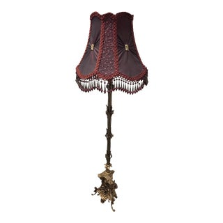 Vintage French Style Floor Lamp